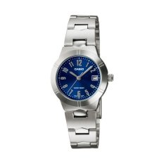 Diskon Casio Analog Ltp 1241D 2A2 Women S Watch Biru Branded