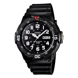 Casio Analog Mrw 200H 1Bv Men S Watch Black Indonesia Diskon