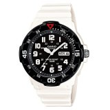 Tips Beli Casio Analog Mrw 200Hc 7Bv Jam Tangan Pria Putih Hitam