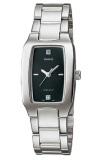 Beli Casio Analog Watch Jam Tangan Wanita Silver Strap Stainless Steel Ltp 1165A 1C2Df Seken
