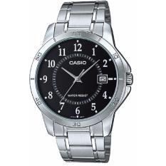 Spesifikasi Casio Analog Watch Mtp V004D 1Budf Jam Tangan Pria Silver Lengkap Dengan Harga