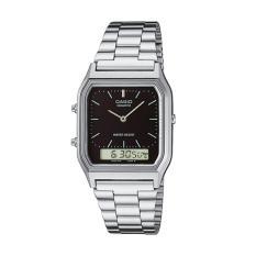Review Casio Aq 230A 1D Mens Combi Bracelet Watch Dki Jakarta