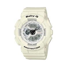 Jual Casio Baby G Ba 110Pp 7Adr Jam Tangan Wanita Digital White Di Bawah Harga