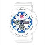 Casio Baby G Ba 120 7Bdr Tricolor Series Jam Tangan White Blue Di Jawa Barat