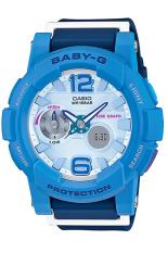 Toko Casio Baby G Bga 180 2B3 Biru Lengkap