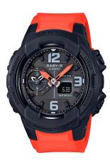 Beli Casio Baby G Bga 230 4B Sinyal Waktu Setiap Jam Perempuan Perhiasan Jeruk Casio Baby G