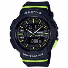 Casio Baby-G BGA-240L-1A2 Dual Time Watch untuk Wanita-Intl