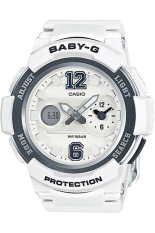 Toko Casio Baby G Perempuan Perhiasan Bga 210 7B1 Putih Lengkap