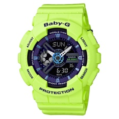 Beli Casio Baby G Series Ba 110 Punching Pattern Series Ba 110Pp 3A Women S Ladies Gift For Women G*rl Ladies Intl Seken