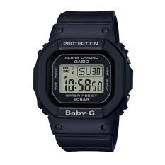 Casio Baby-G Women's Black Resin Strap Watch BGD-560-1