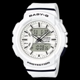 Toko Casio Baby G Women S Watch White Strap Resin Band For Running Series Bga 240 7A Intl Indonesia