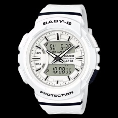 Situs Review Casio Baby G Women S Watch White Strap Resin Band For Running Series Bga 240 7A Intl