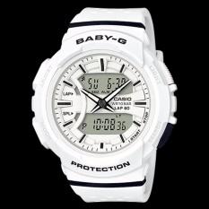 Harga Casio Baby G Women S Watch White Strap Resin Band For Running Series Bga 240 7A Intl Yang Murah