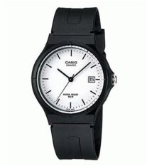 Review Tentang Casio Classic Mw 59 7E Jam Tangan Pria Black Resin Band