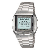 Cara Beli Casio Db 360 1Adf Data Bank Jam Tangan Silver