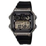 Jual Beli Casio Digital Ae 1300Wh 8Av Men S Watch Black Grey Di Indonesia