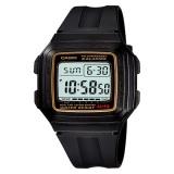Beli Casio Digital Jam Tangan Pria Hitam Strap Karet F 201Wa 9A Cicilan