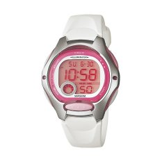 Toko Casio Digital Lw 200 7Av Sports Women S Watch White Silver Lengkap Di Indonesia