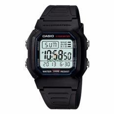 Harga Casio Digital W 800H 1Av Jam Tangan Pria Strap Resin Black Lm Baru Murah