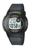 Harga Casio Digital Watch F 200W 9Adf Unisex Watch Karet Hitam Satu Set