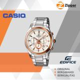 Spesifikasi Casio Edifice Chronograph Jam Tangan Pria Analog Ef 530P Series Tali Stainless Steel Casio Edifice