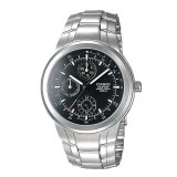 Spek Casio Edifice Ef 305D 1Av Analog Stainless Steel Men S Watch Silver Banten