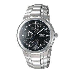 Jual Casio Edifice Ef 305D 1Av Analog Stainless Steel Men S Watch Silver Branded Original