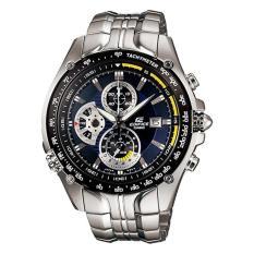Harga Casio Edifice Ef 543D 2Av Jam Tangan Pria Silver Dan Spesifikasinya