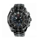 Katalog Casio Edifice Ef 550Bk Rbsp Full Black Stainless Steel Casio Edifice Terbaru