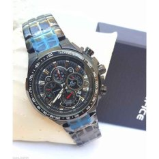 Review Pada Casio Edifice Ef 554D 7Avdf Blue Dial Chronograph Men S Wrist Watch
