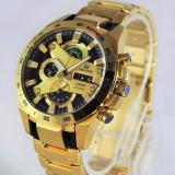 Review Casio Edifice Efr 540 Gold Jam Tangan Pria Casio Edifice Di Indonesia
