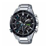 Jual Casio Edifice Eqb 501Xdb 1A Mineral Glass Silver Watch Intl Di Bawah Harga