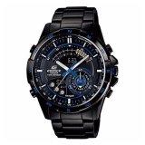 Casio Edifice Era 200Dc 1A2 Mineral Glass Watch Untuk Pria Hitam Intl Asli