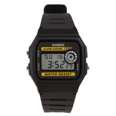 Ulasan Lengkap Tentang Casio F 94Wa 9Dg Vintage Series Timepieces Jam Tangan Black