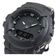 Casio G-Shock Digital Jam Tangan Hitam G-100BB-1A Original