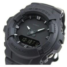 Casio G-Shock Digital Jam Tangan Hitam G-100BB-1A Original