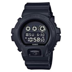 Casio G-SHOCK DW-6900BB-1DR - Jam Tangan Pria - Digital - Black