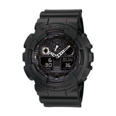 Beli Casio G Shock Ga 100 1A1 Jam Tangan Pria Hitam Online
