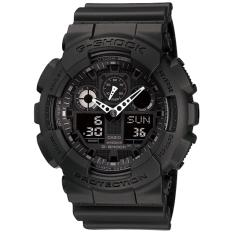 Casio G-SHOCK GA-100-1A1DR - Jam Tangan Pria - Digital - Black