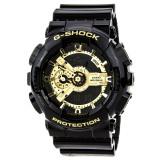 Harga Hemat Casio G Shock Ga 110Gb 1A Hitam Dan Emas Pria Watch