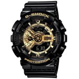 Beli Casio G Shock Ga 110Gb 1A Men S Watch Black Gold Terbaru