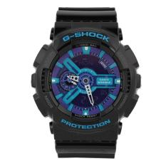 Casio G Shock GA-110HC-1ADR Standard Analog Digital Jam Tangan - Black