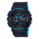 Promo Casio G Shock Ga 110Ln 1A World Time Watch Hitam Tiongkok