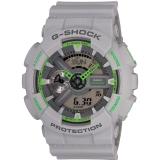 Casio G Shock Ga 110Ts 8A3 Grey Men S Watch Terbaru