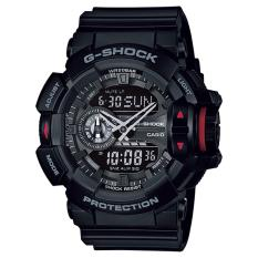 Casio G-SHOCK GA-400-1BDR - Jam Tangan Pria - Digital - Black