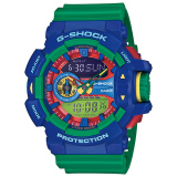 Toko Casio G Shock Ga 400 2A Analog Digital Men S Watch Green Termurah Di Banten