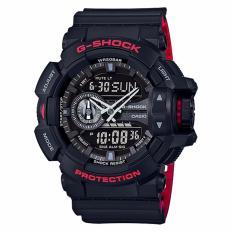 Casio G-Shock GA-400HR-1ADR - Jam Tangan Pria - Black - Resin Band