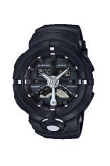 Spesifikasi Casio G Shock Ga 500 1 Fungsi Waktu Dunia Jam Tangan Pria Hitam Lengkap