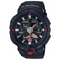 Casio G-Shock GA-500-1A4 Jam Tangan Pria Strap Rubber Hitam