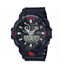 Review Casio G Shock Ga 700 1A Resin Band Intl